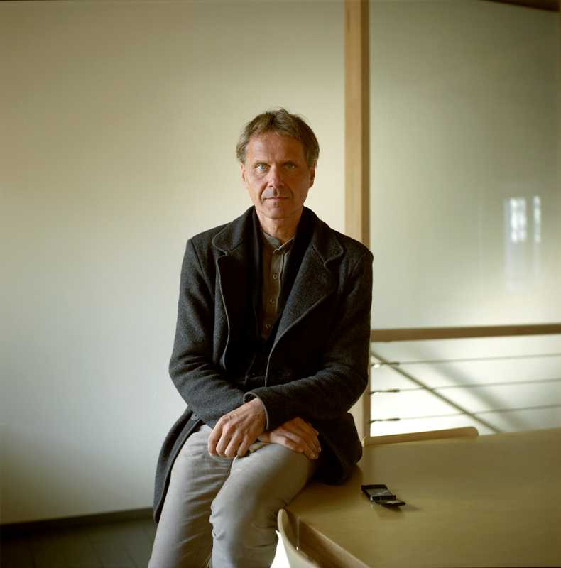 Michael Schindhelm, German author and film director, who is a visiting curator