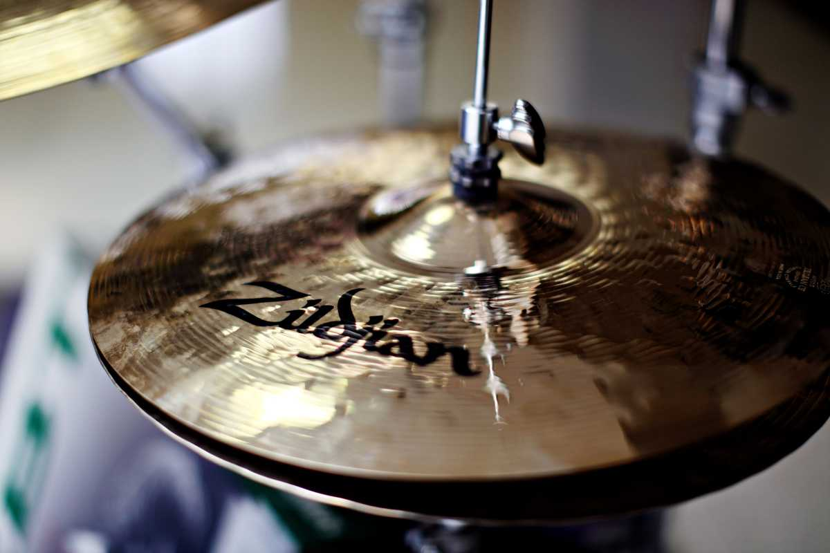 Zildjian is Turkish for 'son of cymbal maker'