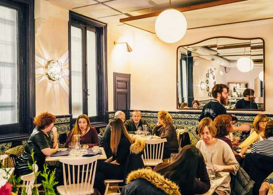 Casa Macareno's daily menu is one of Madrid's best