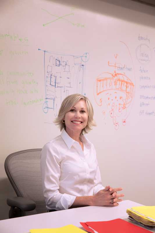 Jennifer Keesmaat, chief planner