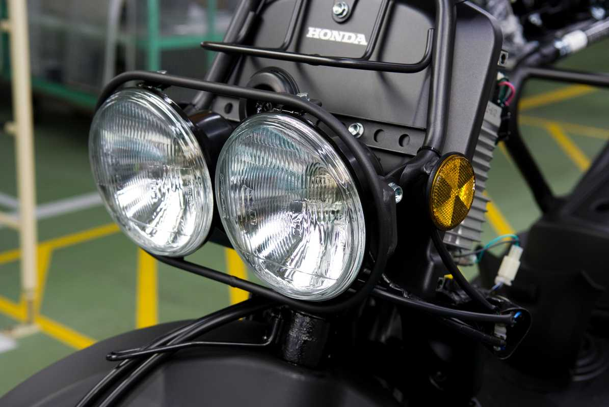 Unique headlight design