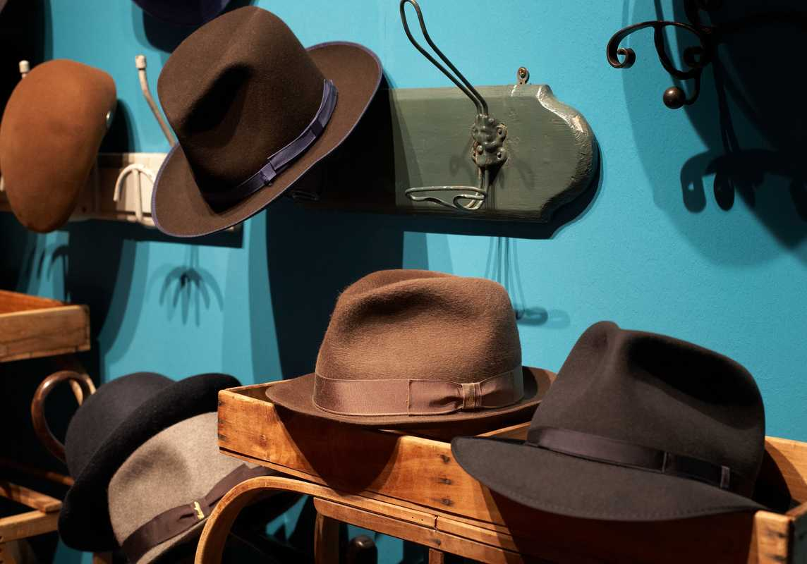 Heads up at Borsalino