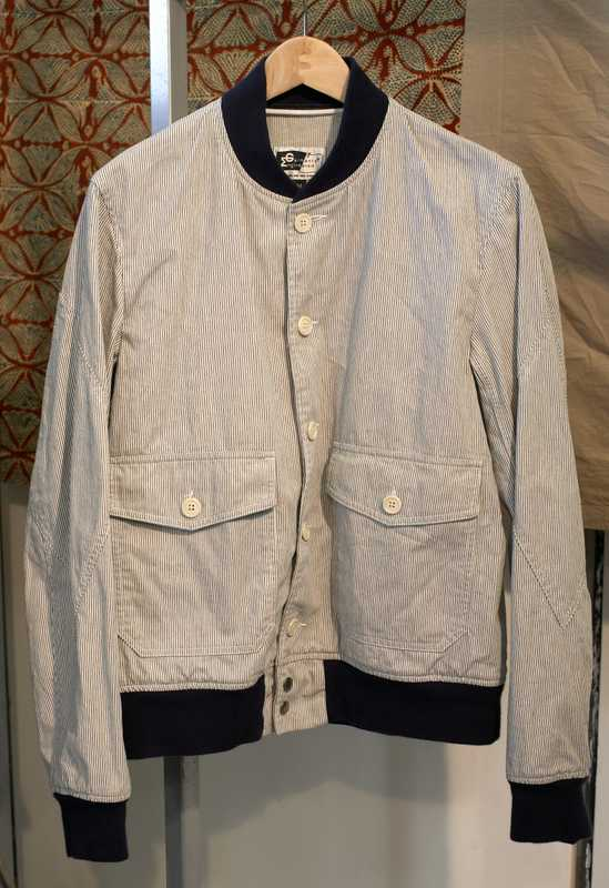 'Wing jacket' by Engineered Garments