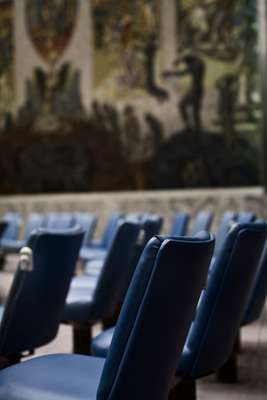 Chairs for the Security Council