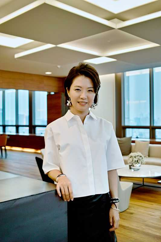 Seung Eun Lee, CEO of SEL