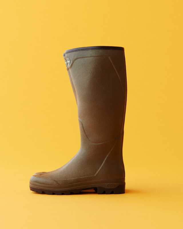 Rain boots by Le Chameau from Colette International Gallery