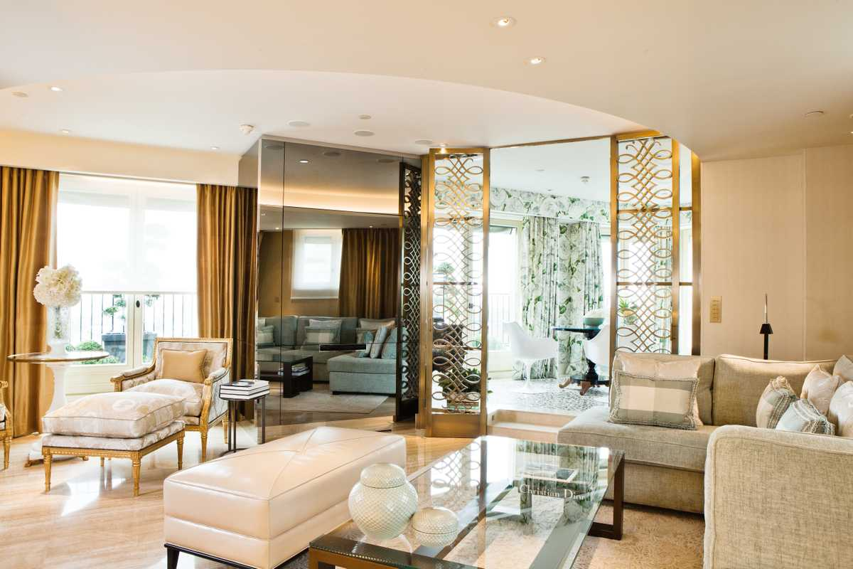 George V Penthouse Suite