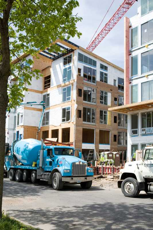 Blue apartments, eco-friendly residences in Kandiyohi's portfolio