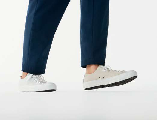 Trousers by En Route, trainers by MoonStar x Édifice