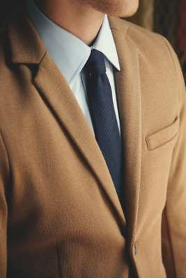 The Jacket - Jacket by United Arrows, shirt by Dunhill, tie by Brunello Cucinelli