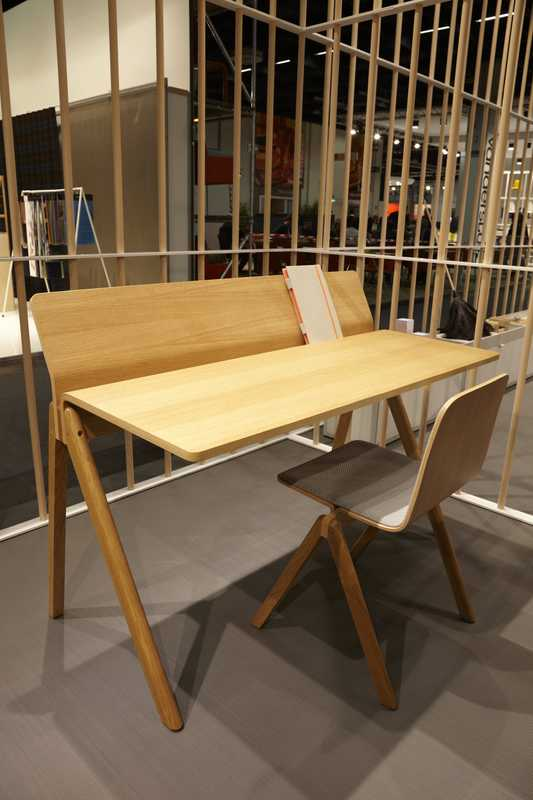 Bouroullec Desk by Hay