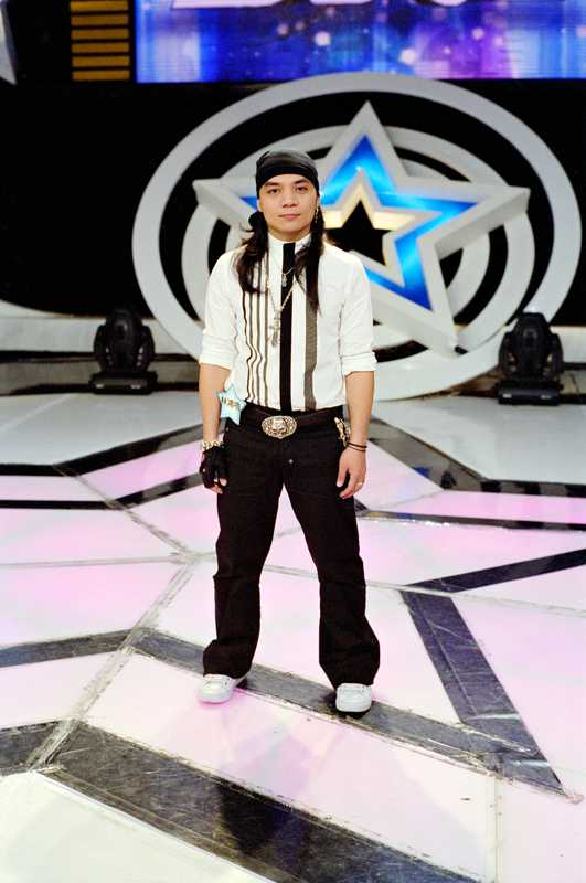 'One Million Star' contestant
