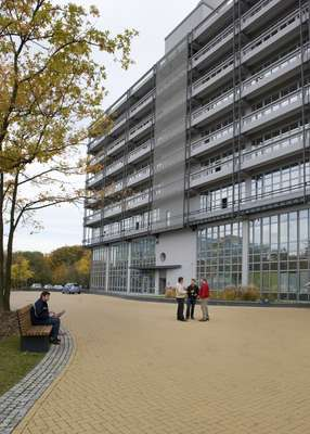 Research in Motion's Bochum offices