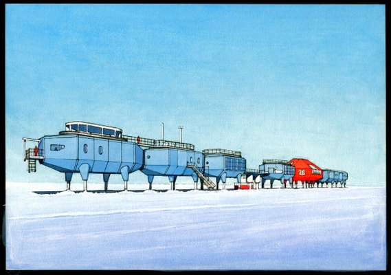Halley VI Antarctic Research Station
