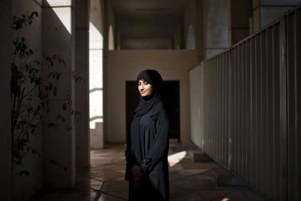 Safiya Al Humaidy, strategic planner for Abu Dhabi Authority for Culture & Heritage