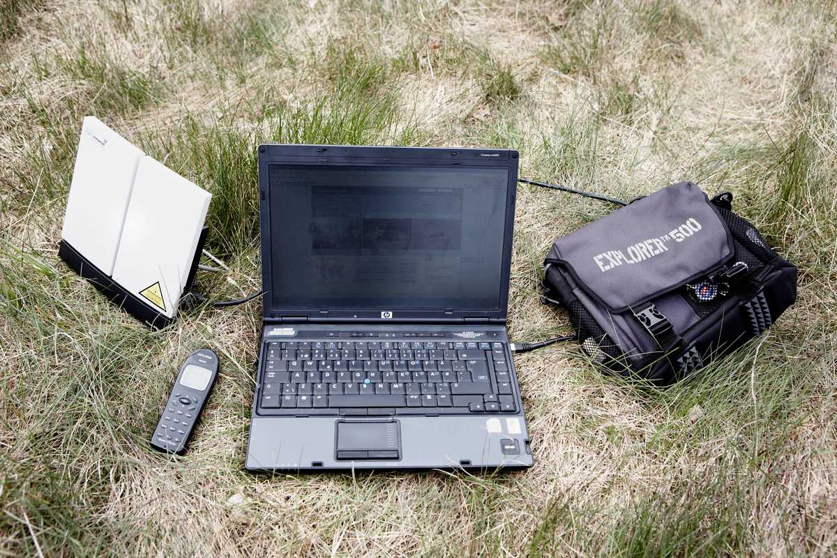 Explorer 500, the latest mobile broadband kit