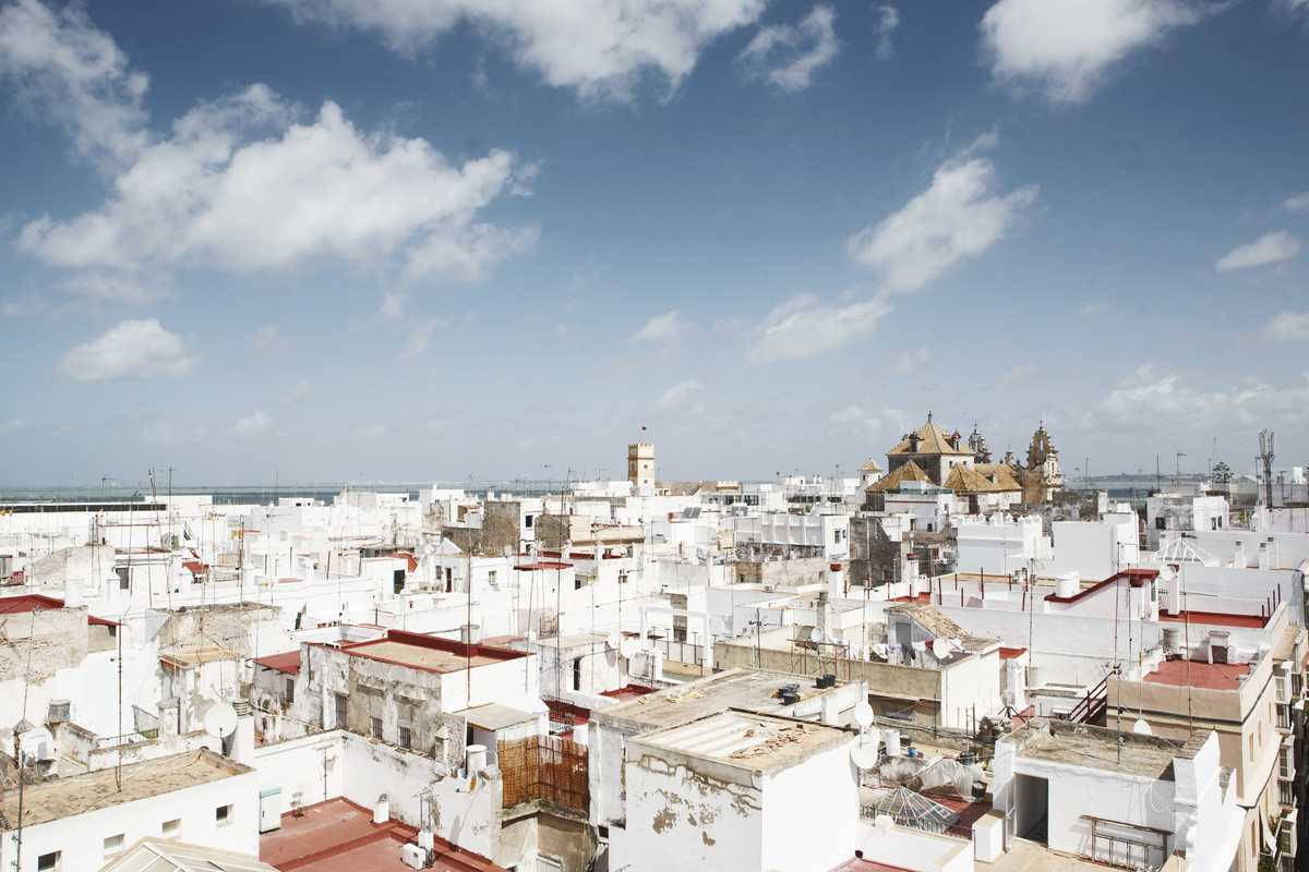 Skyline of Casco Antiguo