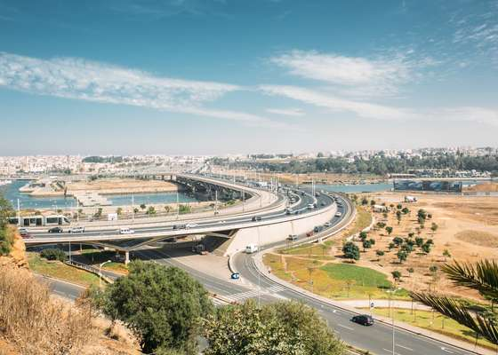 Rabat's growing infrastructure
