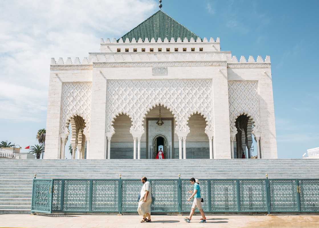 Mausoleum of Mohammad V