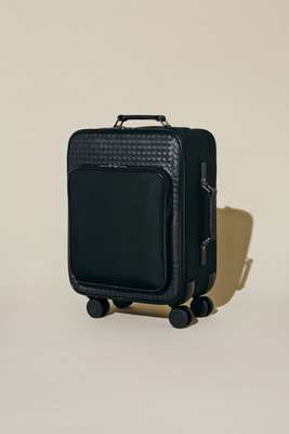 Suitcase by Bottega Veneta