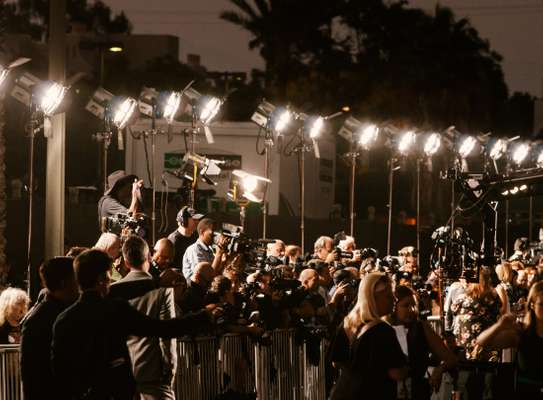 Red-carpet cacophony