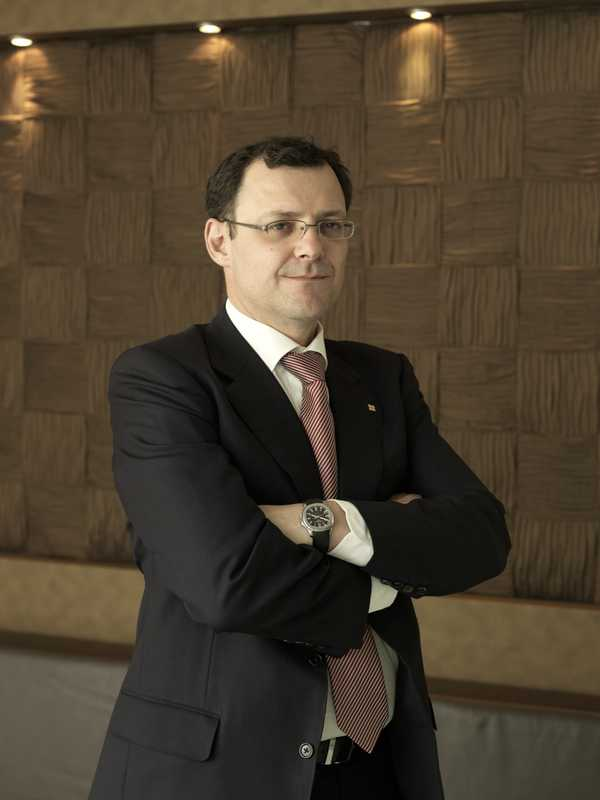 Thierry Stern, president, Patek Philippe