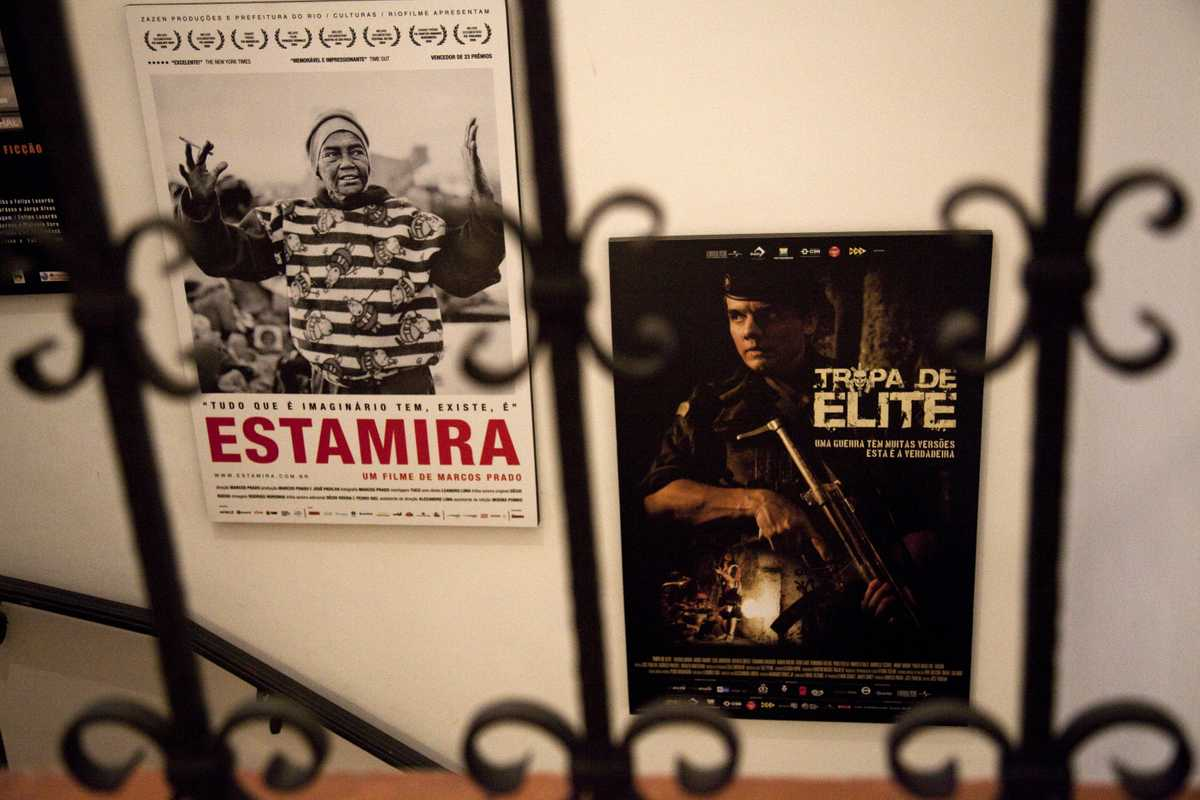 Poster for 'Elite Squad', right