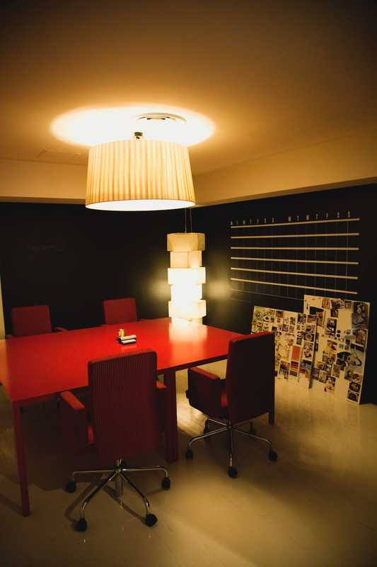 Office 1 (Andre Balazs' Properties, New York): Meeting room