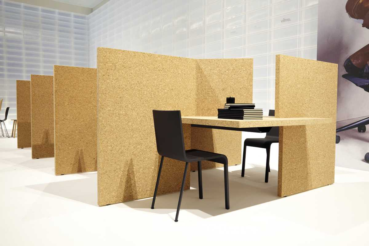 Cork Desk by Vitra