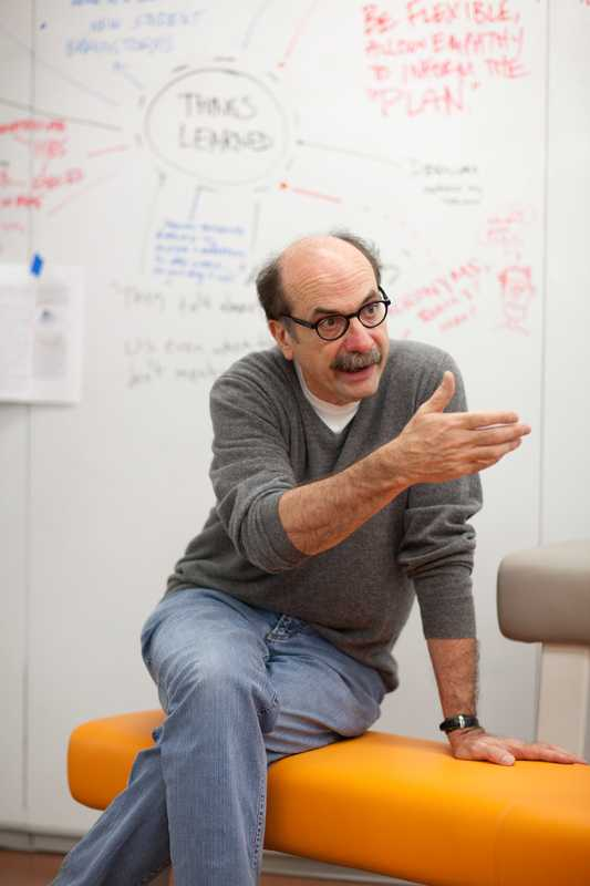 d.school's founder, David Kelley
