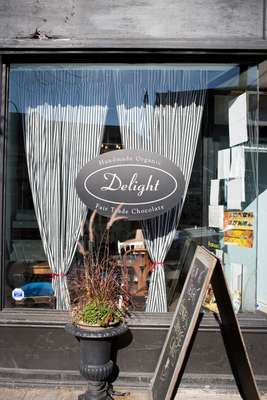 Delight chocolate shop