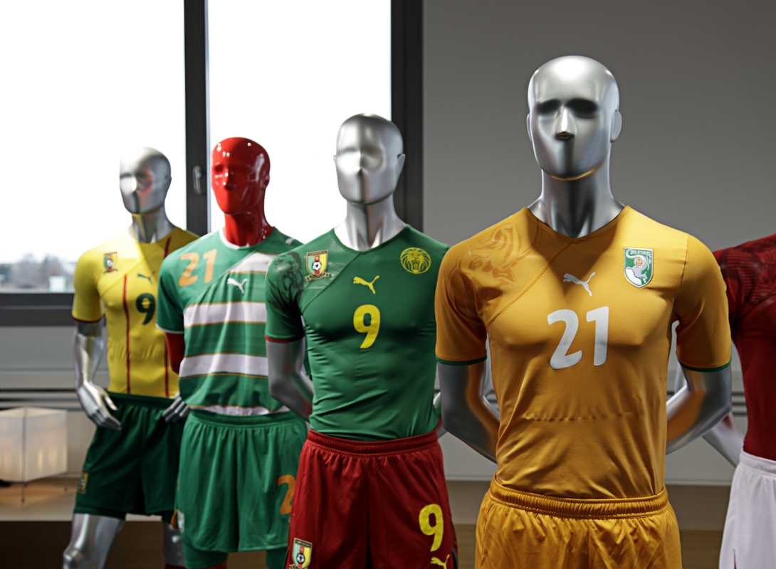 Kits for Côte d'Ivoire and Cameroon