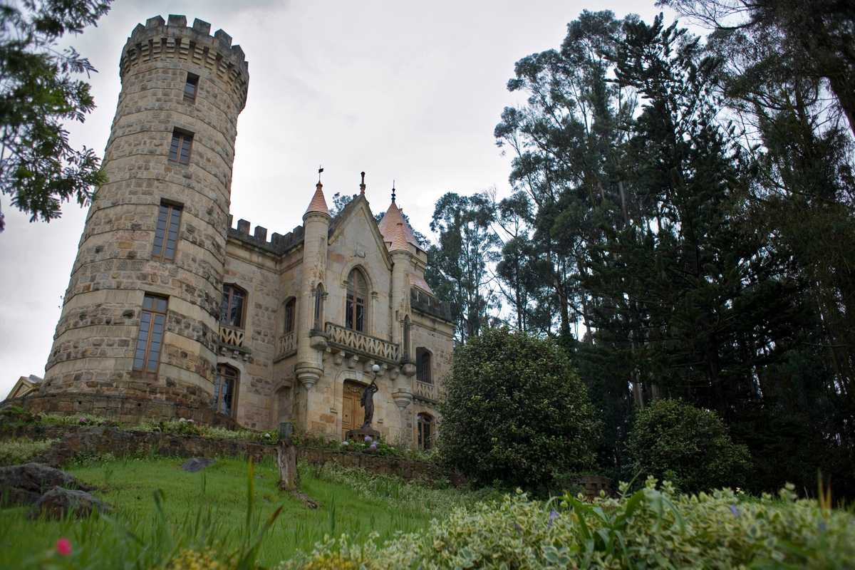 Castillo Marroquín, seized from drug kingpin Juan Camilo Zapata Vásquez