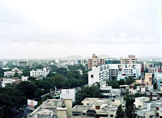 View of Pune