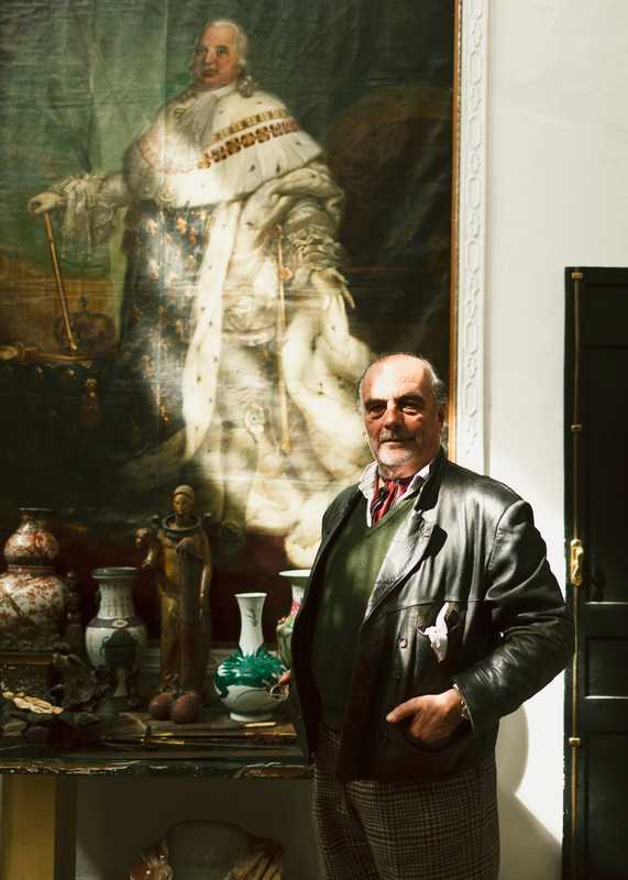GP de Richemont, owner of Galerie Laure Welfling