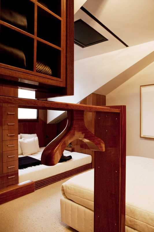 Bespoke clothes- storage in the bedroom