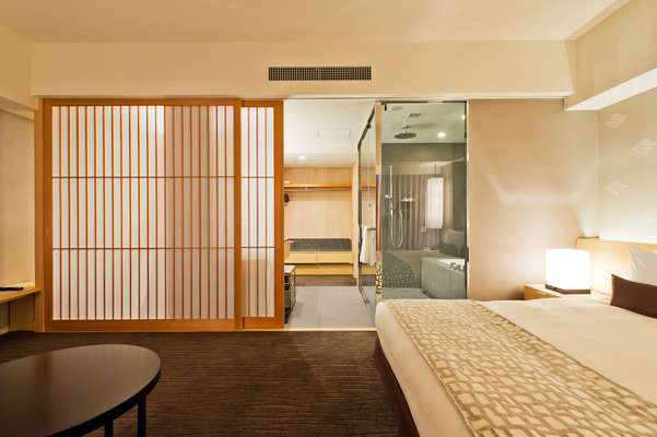19. Tokyo Capitol Hotel's rooms
