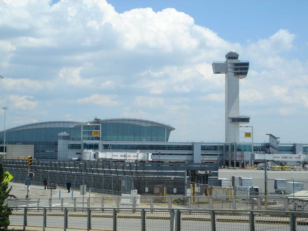 John F Kennedy International Airport's Terminal 4