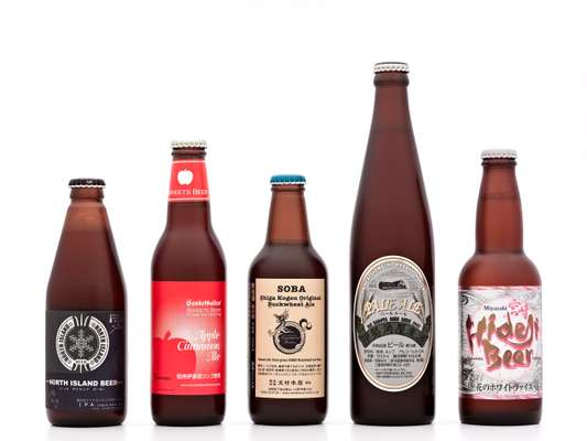 Japan craft beers