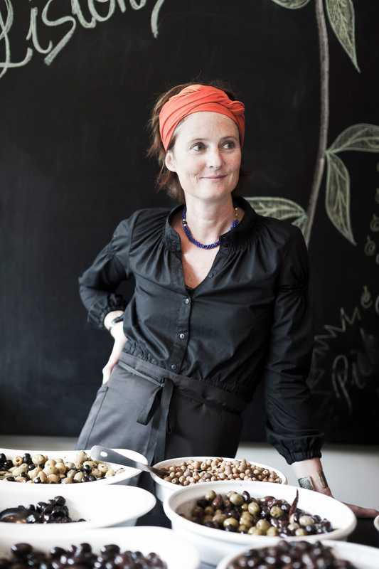 Karen Liston, owner of Listons Food