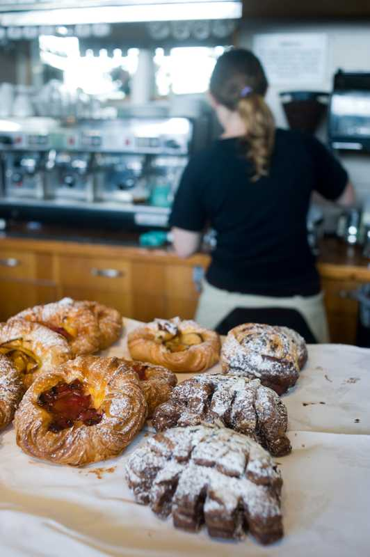 Pastries at Il Forno