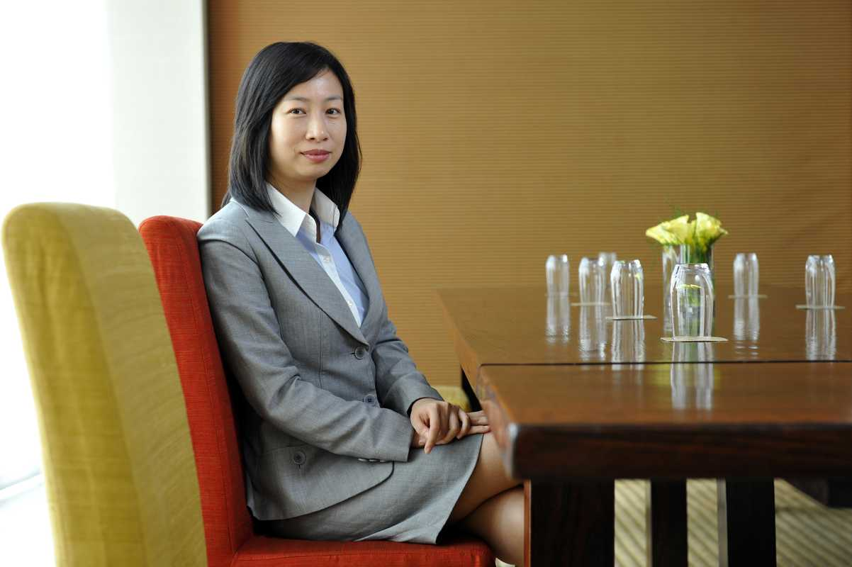 Fanny Vong of the Macau Institute for Tourism Studies