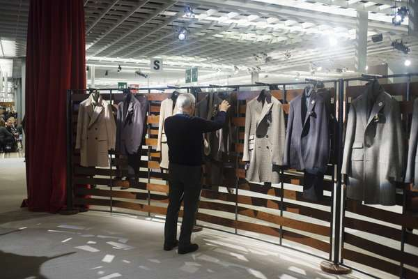 Lardini coats and jackets
