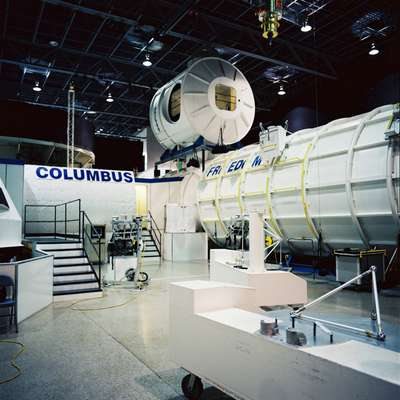 Space Camp training facilities