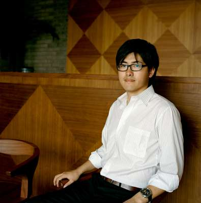 Furniture Labo chairman Yuichiro Hori