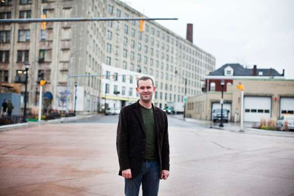 Urban Planner Chris Hawley