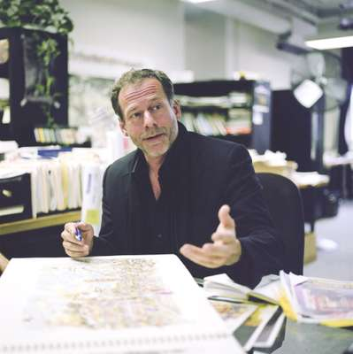 Alexandros Washburn, director of the urban design division