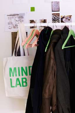 Mindlab coatrack