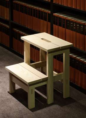 Library stool