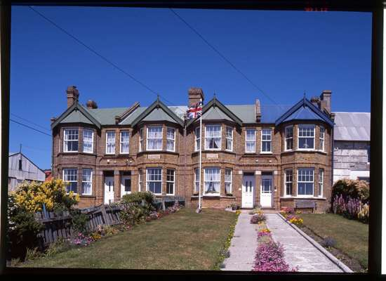 Jubilee Villas, built in 1887 for Queen Victoria's Golden Jubilee